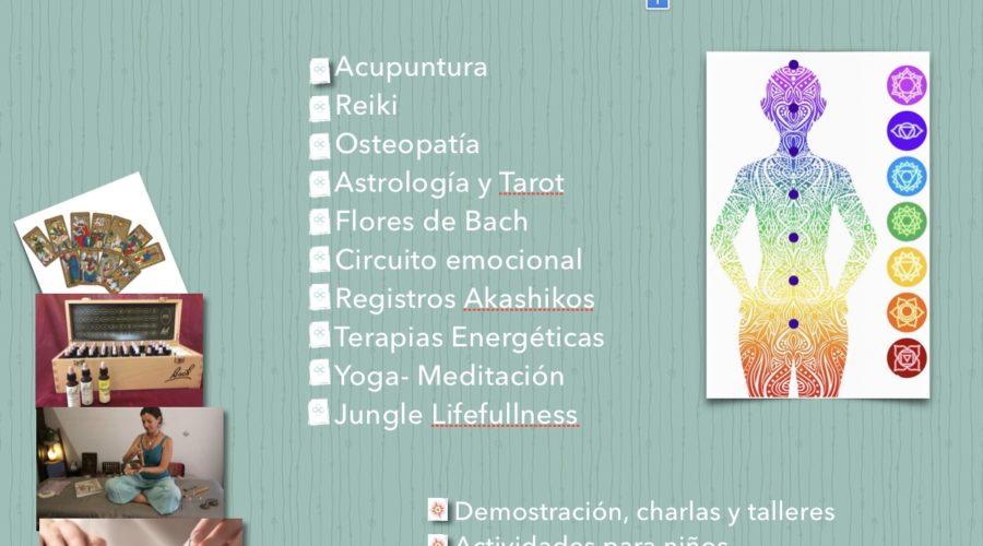Evento YourHeal.com ¿Conoces las universo  de la Terapias Naturales? ¡Ven a descubrirlas!